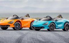 mclaren McLaren Launches 720S Model for Kids McLaren Launches 720S Model for Kids 5 240x150