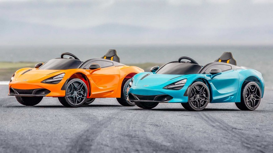 mclaren McLaren Launches 720S Model for Kids McLaren Launches 720S Model for Kids 5