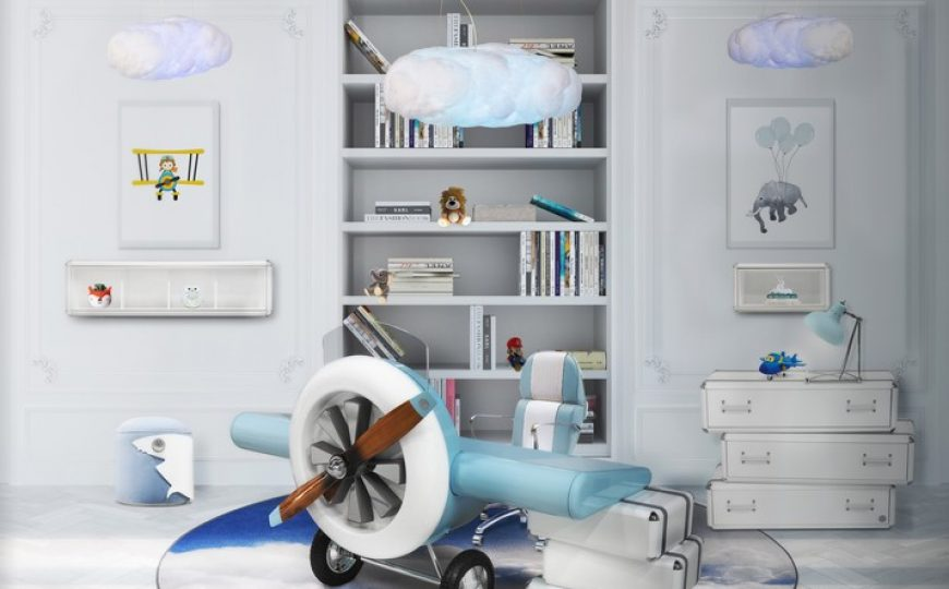 Kids Bedroom Ideas Back to School Furniture Your Kids Will Love 7 870x540