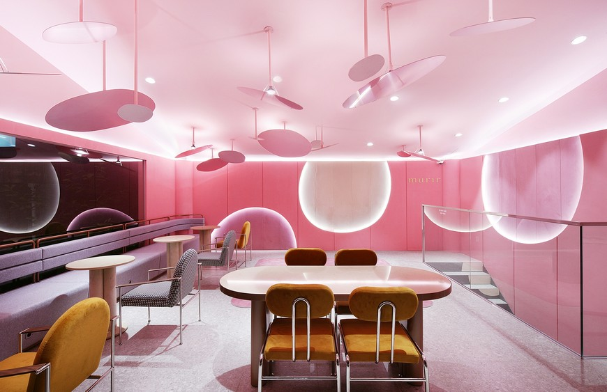 Kids Bedroom Inspirations – Pink Paradise of Villa de Murir Store Kids Bedroom Inspirations Pink Paradise of Villa de Murir Store 1