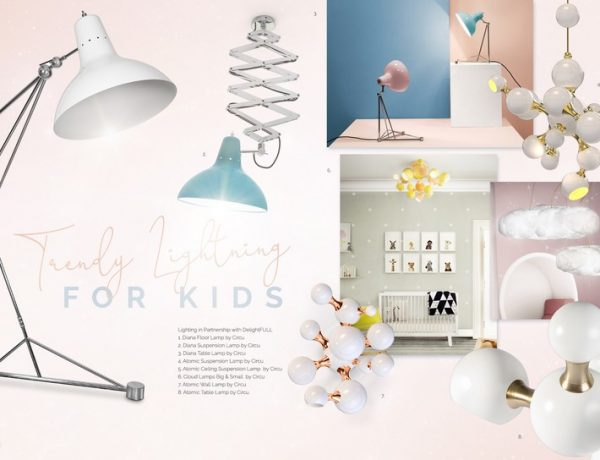 kids bedroom trends 2019 Kids Bedroom Trends 2019 – The Best Lighting for Kids' Spaces Kids Bedroom Trends 2019 The Best Lighting for Kids Spaces 5 600x460