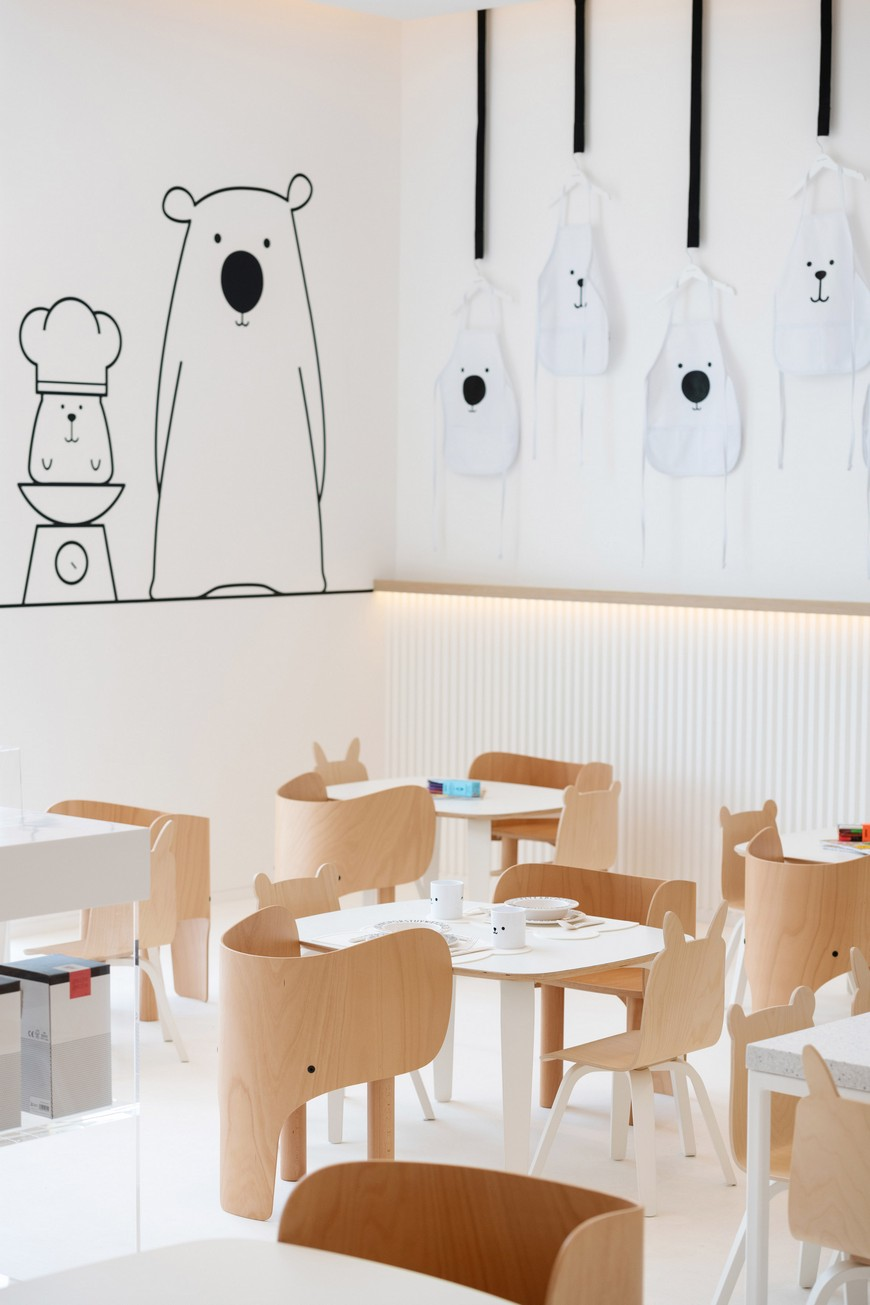 White and the Bear Restaurant Is the Place to Take your Kids White and the Bear Restaurant Is the Place to Take your Kids 3 1