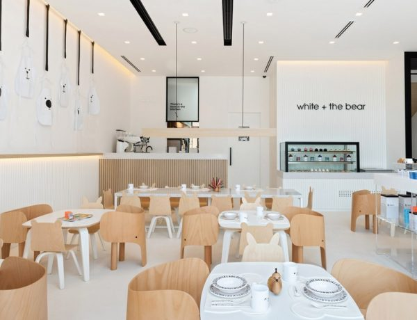 White and the Bear Restaurant Is the Place to Take your Kids White and the Bear Restaurant Is the Place to Take your Kids 4 1 600x460