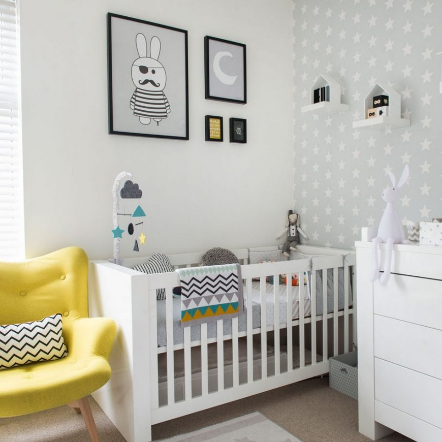 8 nursery room ideas 8 Nursery Room Ideas for All Tastes 8 Nursery Room Ideas for All Tastes 1