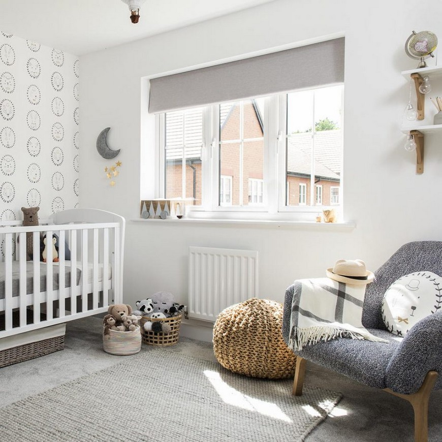 8 nursery room ideas 8 Nursery Room Ideas for All Tastes 8 Nursery Room Ideas for All Tastes 4