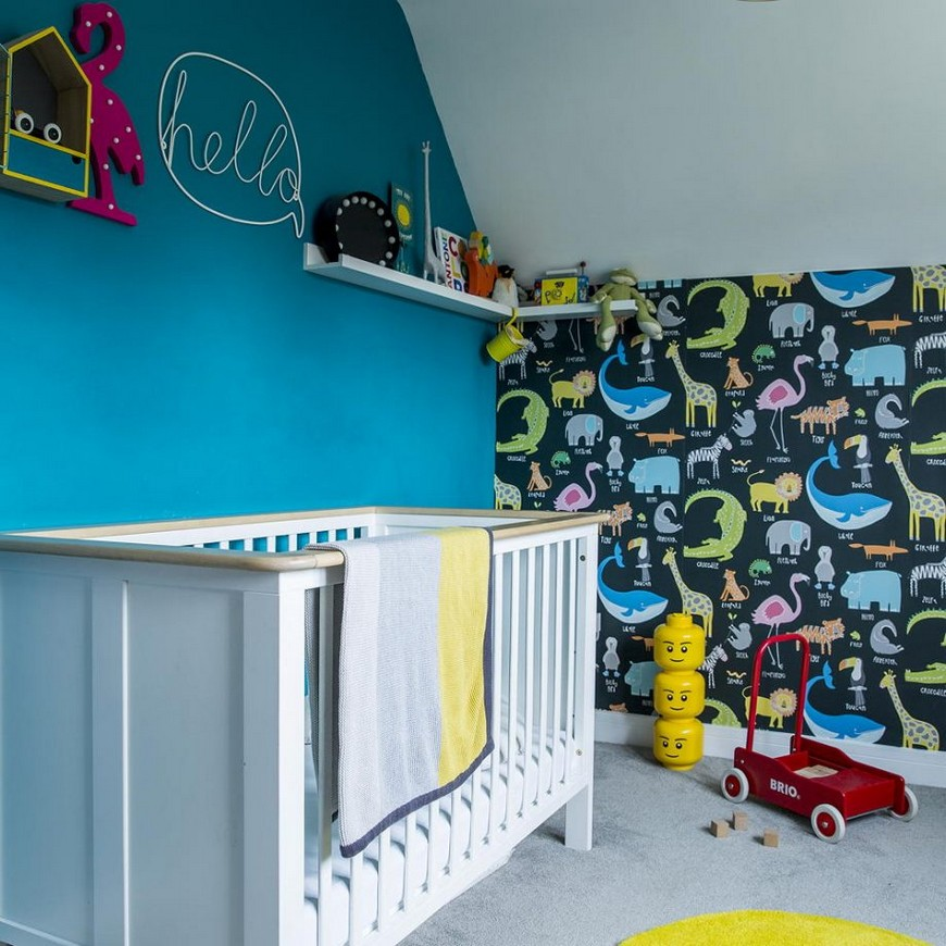 8 nursery room ideas 8 Nursery Room Ideas for All Tastes 8 Nursery Room Ideas for All Tastes 5