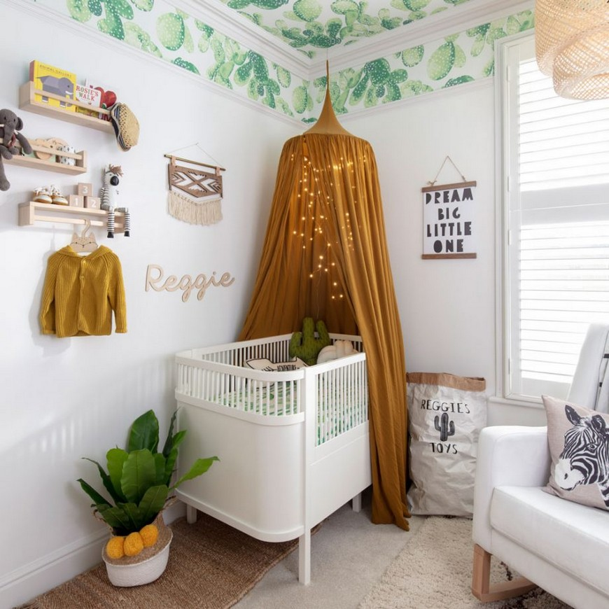 8 nursery room ideas 8 Nursery Room Ideas for All Tastes 8 Nursery Room Ideas for All Tastes 7