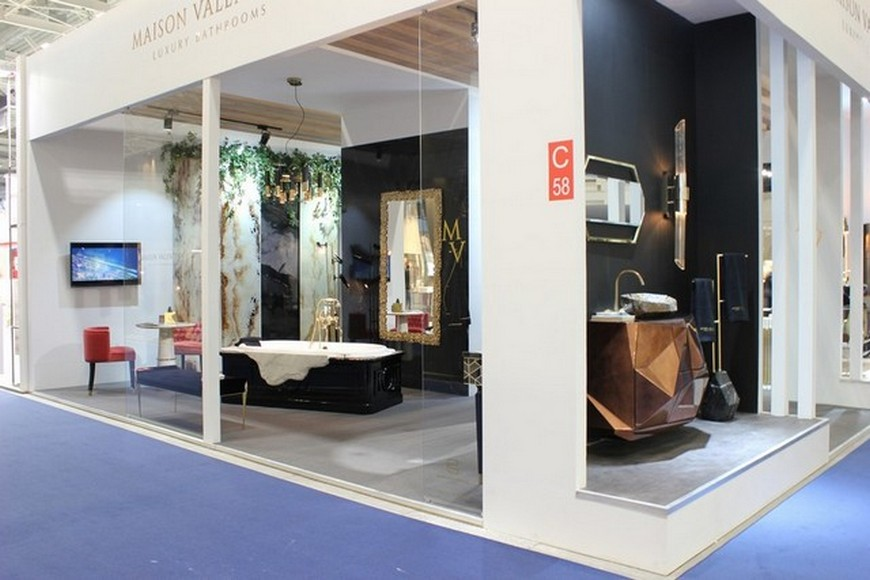 design inspirations Design Inspirations – The Luxury Bathrooms from Cersaie 2019 Design Inspirations The Luxury Bathrooms from Cersaie 2019 1