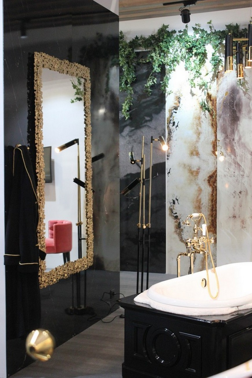 design inspirations Design Inspirations – The Luxury Bathrooms from Cersaie 2019 Design Inspirations The Luxury Bathrooms from Cersaie 2019 3