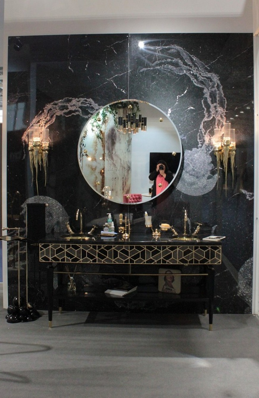 design inspirations Design Inspirations – The Luxury Bathrooms from Cersaie 2019 Design Inspirations The Luxury Bathrooms from Cersaie 2019 4