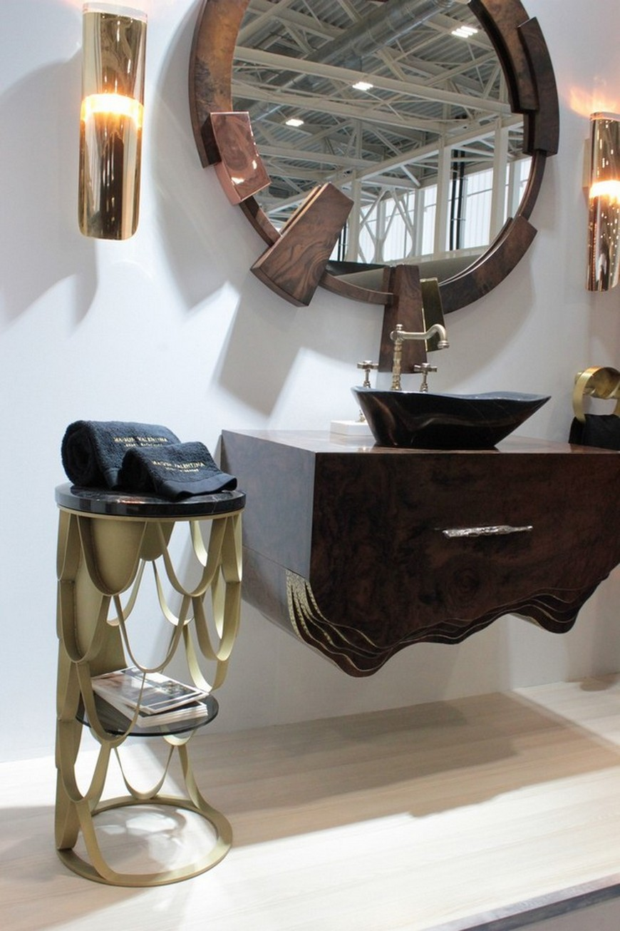 design inspirations Design Inspirations – The Luxury Bathrooms from Cersaie 2019 Design Inspirations The Luxury Bathrooms from Cersaie 2019 6