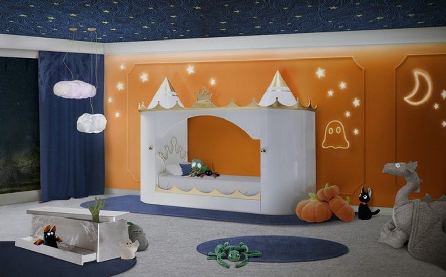 Kids Bedroom Ideas Halloween 2019 Create a Spooky Chic Ambience with These Pieces 1 870x540