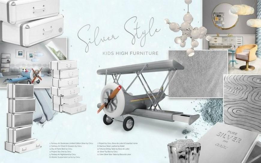 Interior Design Trends 2020 -Silver To Your Kids Bedroom Decor How to bring Silver To Your Kids Bedroom Decor 1
