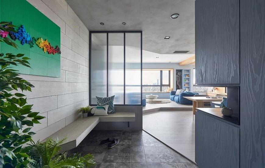 Interior Design Inspirations – Family Apartment by HAO Design Interior Design Inspirations Family Apartment by HAO Design 2