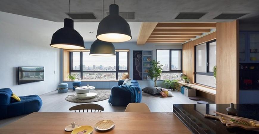 Interior Design Inspirations – Family Apartment by HAO Design Interior Design Inspirations Family Apartment by HAO Design 3