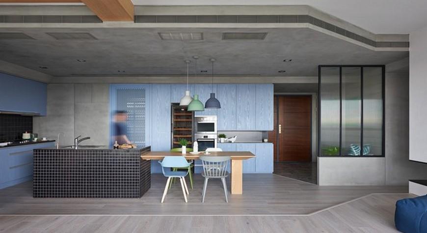 Interior Design Inspirations – Family Apartment by HAO Design Interior Design Inspirations Family Apartment by HAO Design 5
