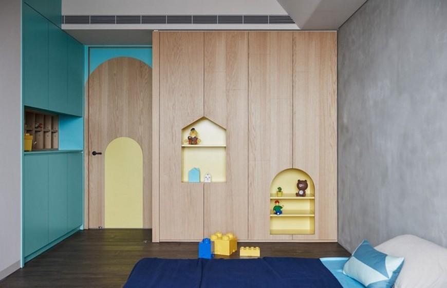 Interior Design Inspirations – Family Apartment by HAO Design Interior Design Inspirations Family Apartment by HAO Design 6