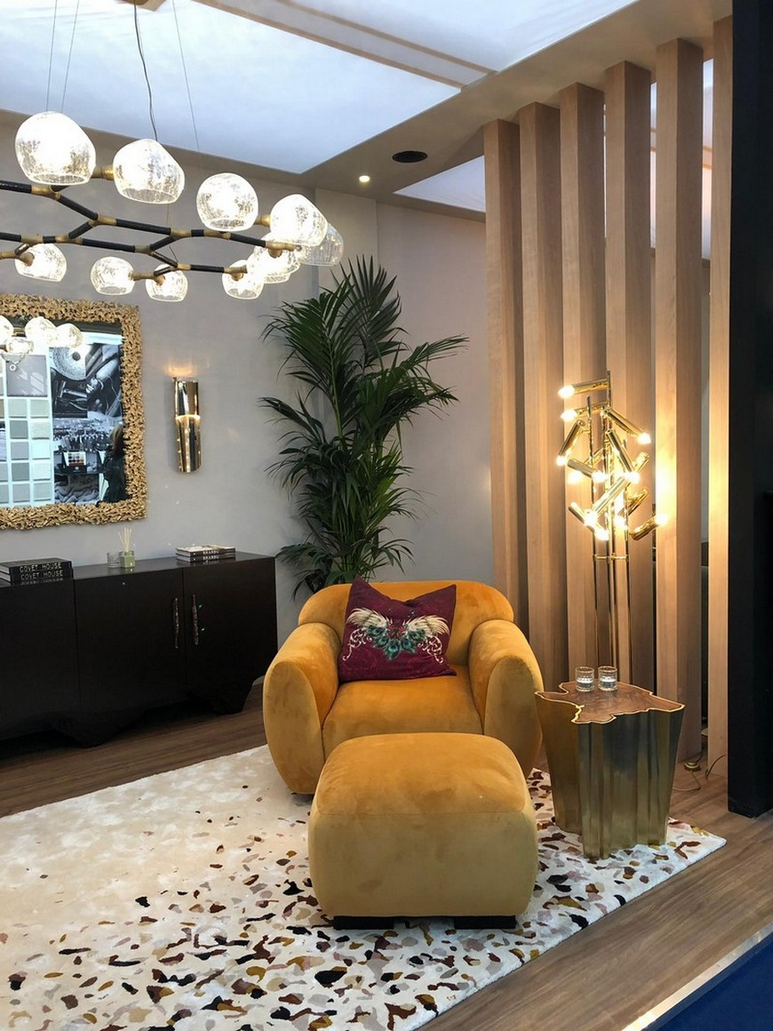 Decorex 2019 – The Best Pieces by Covet House Luxoria Interiors Sp  cialistes en R  novation de Maison Depuis 2007 2