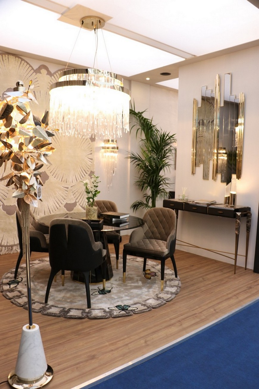 Decorex 2019 – The Best Pieces by Covet House Luxoria Interiors Sp  cialistes en R  novation de Maison Depuis 2007 4