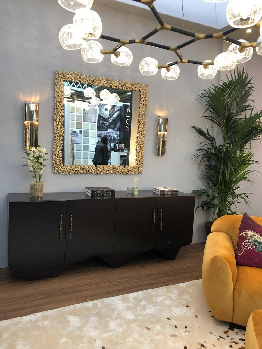 Decorex 2019 – The Best Pieces by Covet House Luxoria Interiors Sp  cialistes en R  novation de Maison Depuis 2007 5